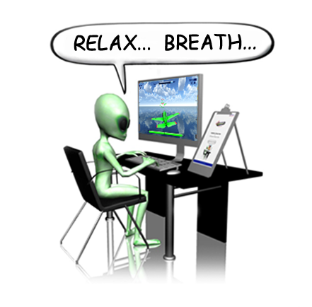 SUPPORT RELAX BREATH
